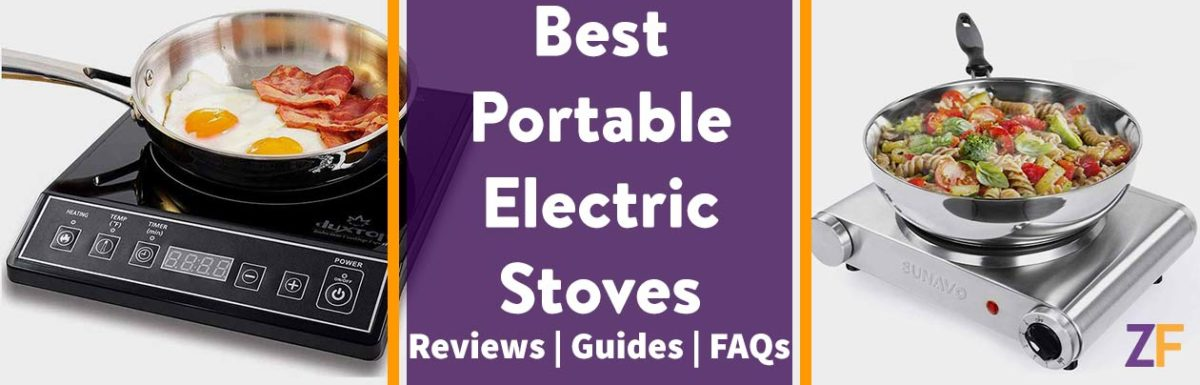 Best Electric Stove 2021 10 Best Portable Electric Stoves 2021   Reviews & Guides   Zaycon
