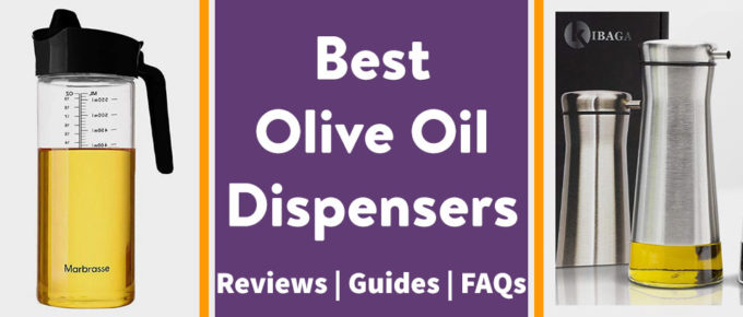 best olive oil dispenser
