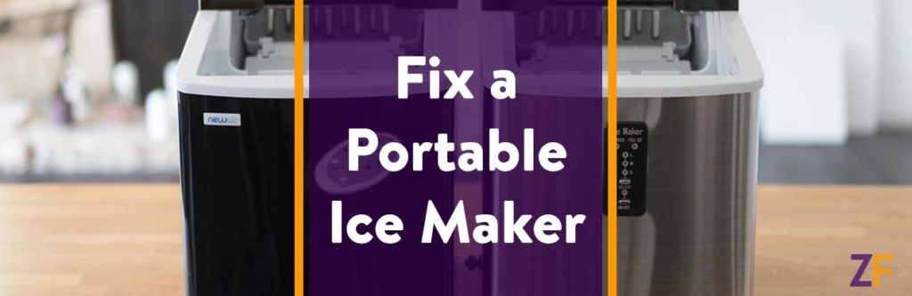 How to Fix a portable ice maker