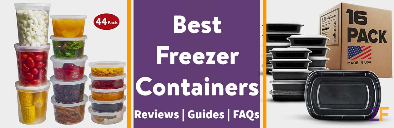 Best Freezer Containers of 2021 for Food and Ice Cream