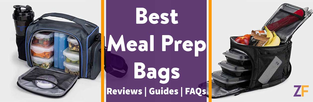 Best Meal Prep Bags of 2021 with Containers and Glass