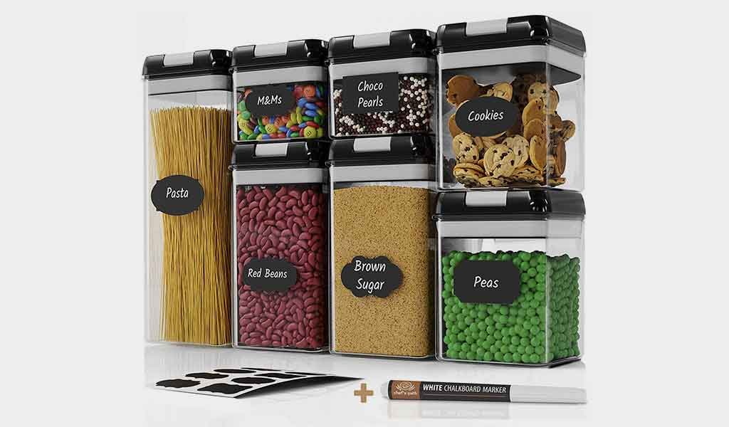 Chef's Path Airtight Food Storage Set