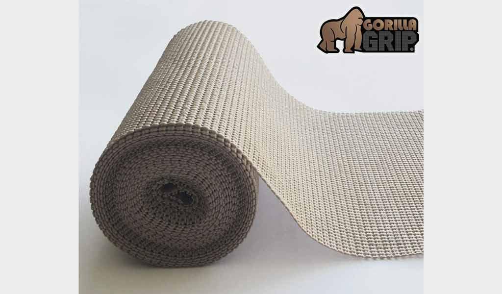 Gorilla Grip Original Drawer Non-Adhesive Shelf Liners