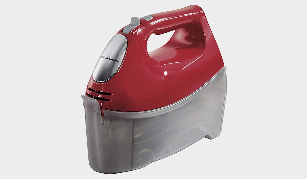 Hamilton Beach Electric Hand Mixer (Premium pick)