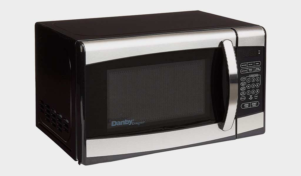 Danby Designer Compact Microwave Oven