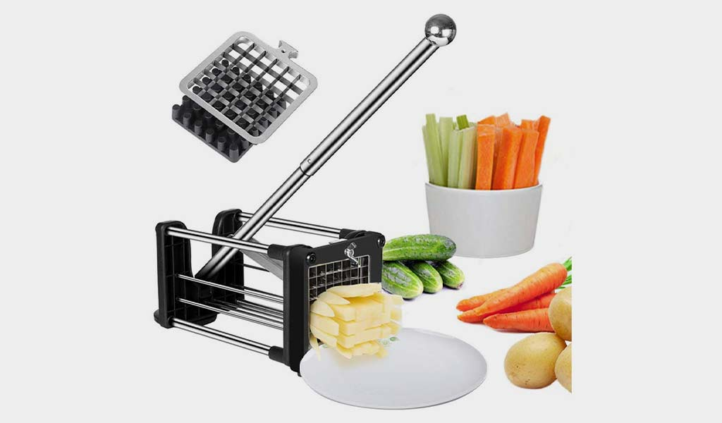 Votron French Fry Cutter & Potato Chipper