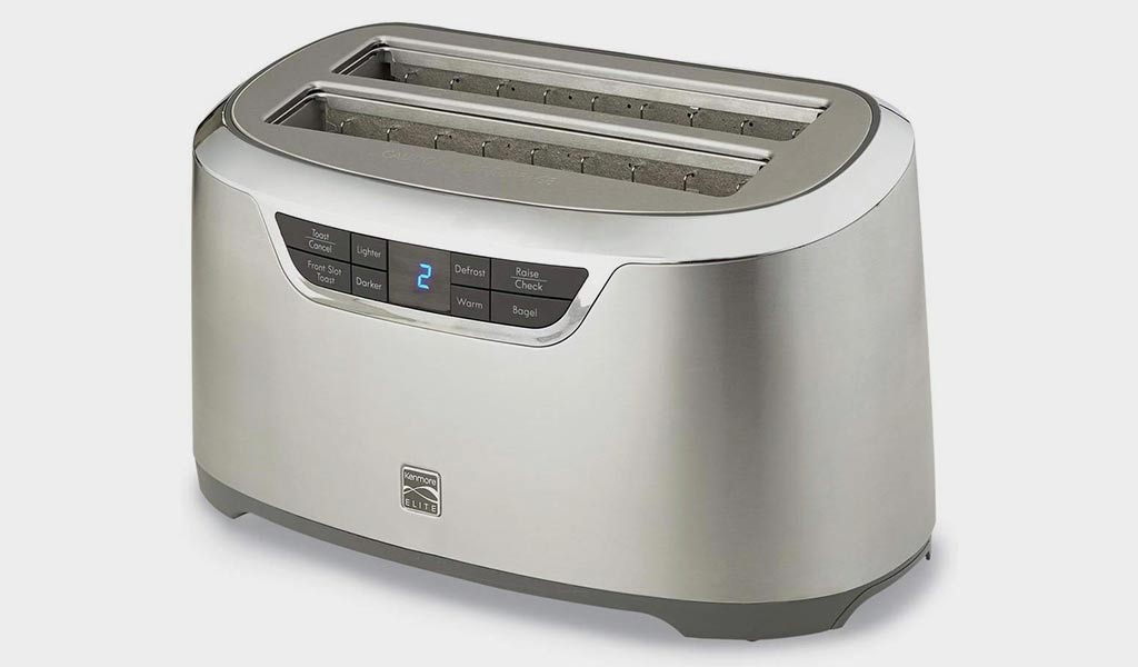 Kenmore Elite - Long Slot Toaster