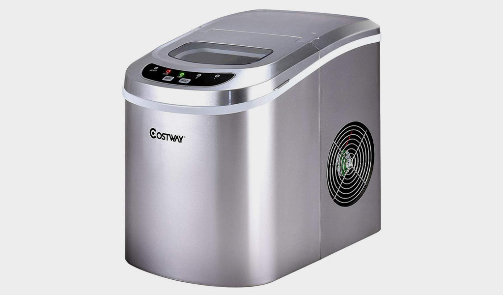 Costway Ice Maker with High Efficiency