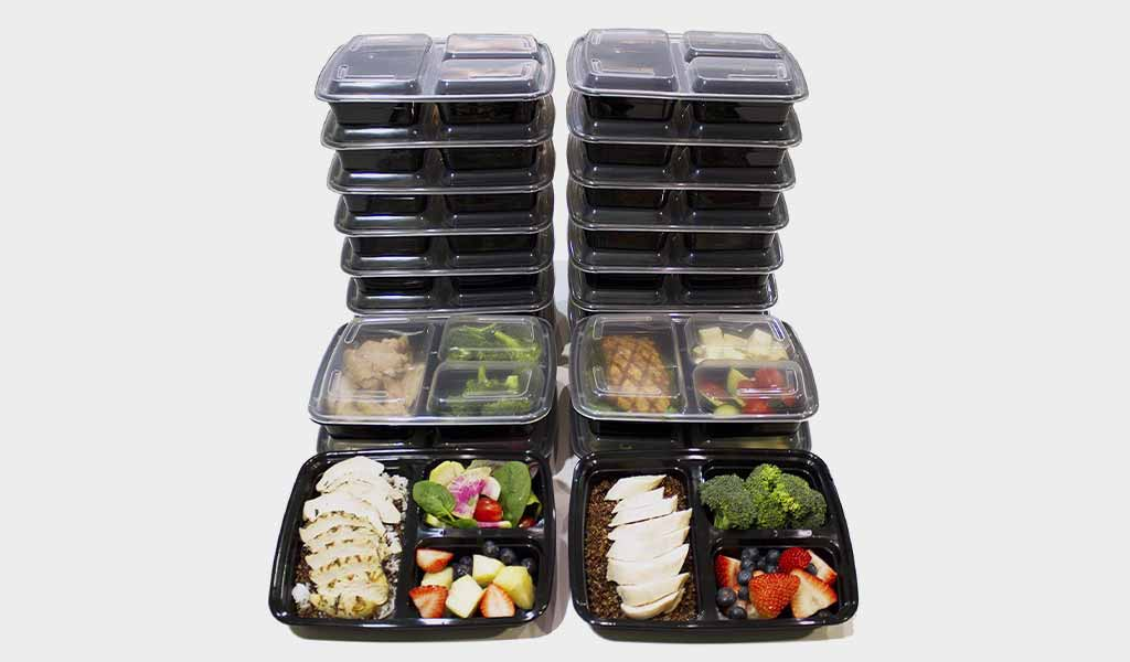 Meal Prep Containers by Misc Home