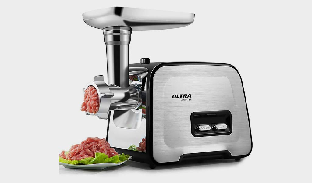 ULTRA Stainless Steel Electric Meat Grinder