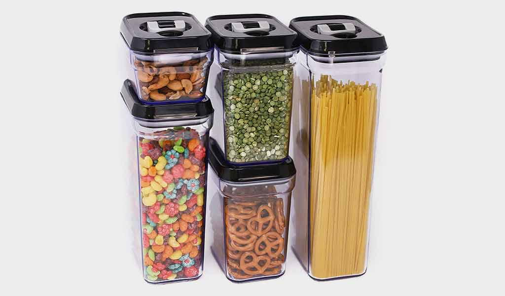 Rubbermaid Brilliance Leak-Proof Containers