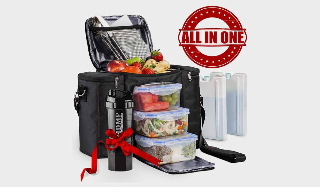 Meal Prep Lunch Bag