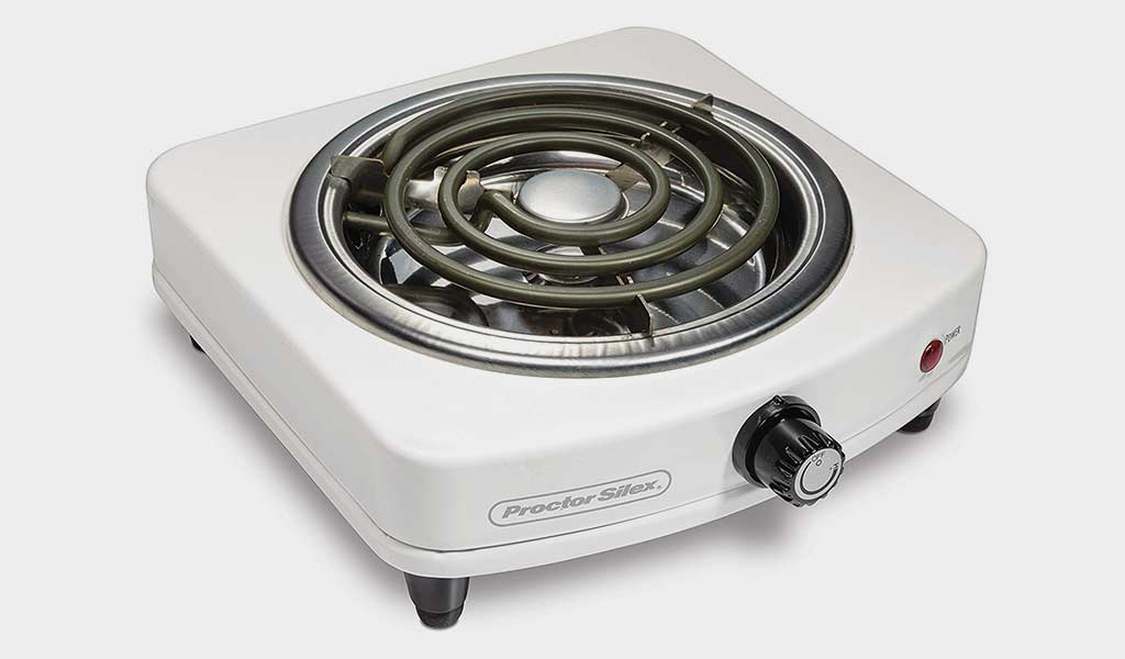 Proctor Silex 34103 Electric Single Burner