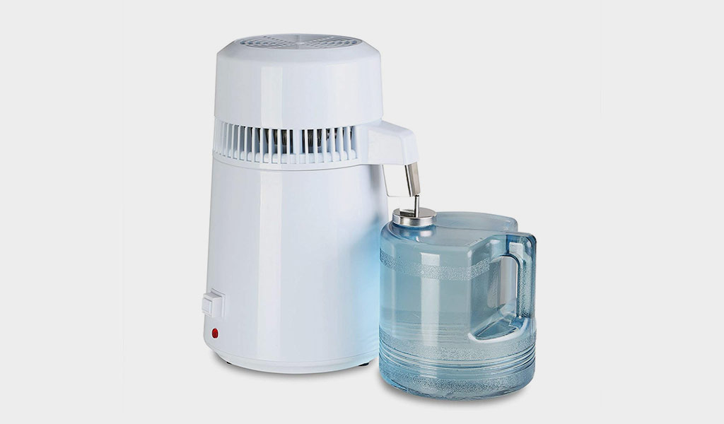 CNCShop Countertop Water Distiller