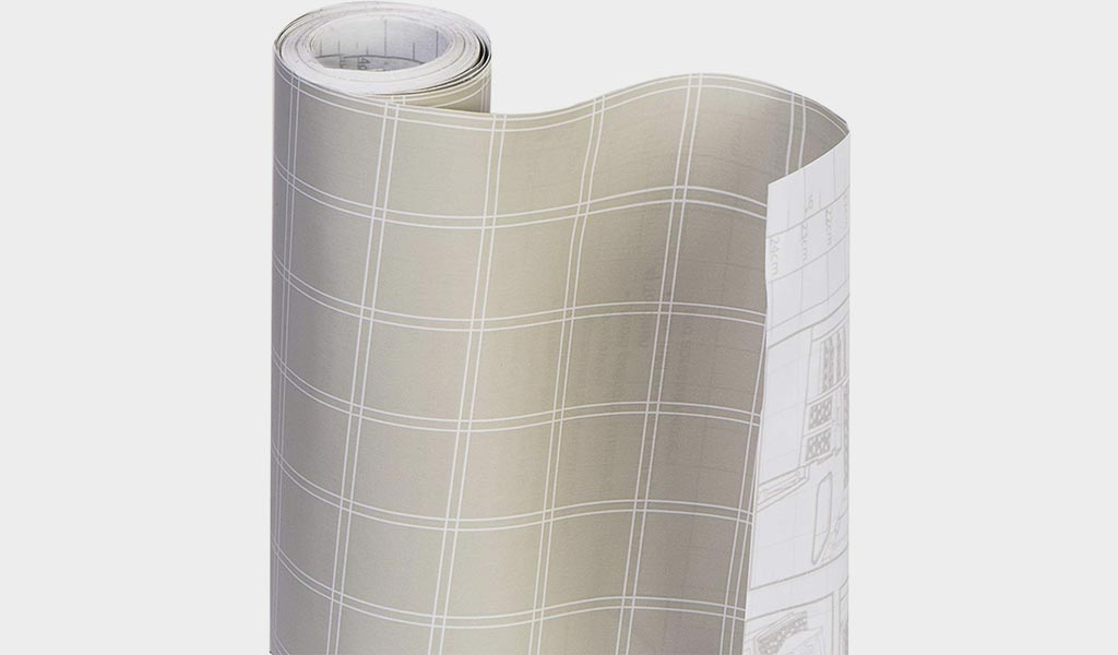 Smart Design Shelf Liner Decorative Shelf Liner