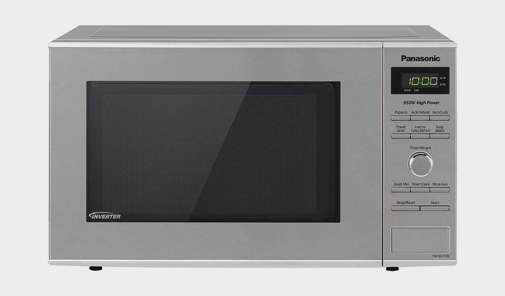 Panasonic NN-SD372S Compact Microwave Oven
