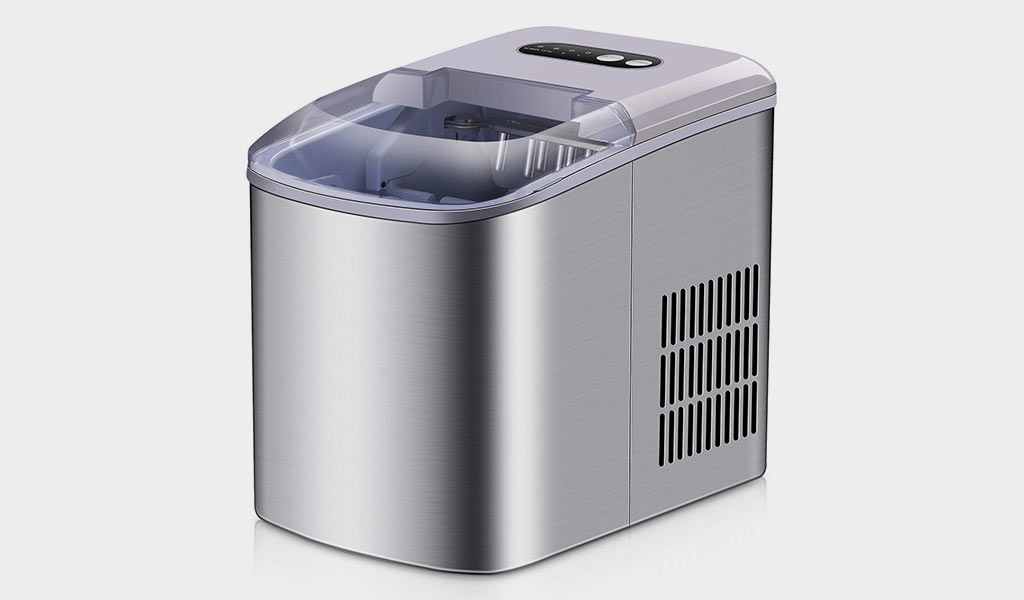Allsees Portable Icemaker for Gatherings