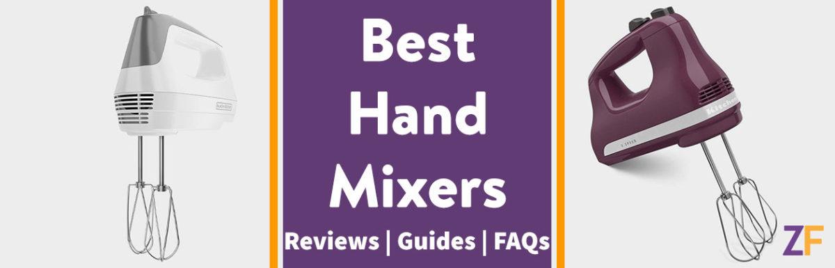 best hand mixers