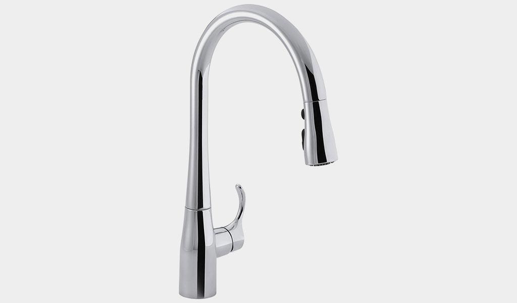 KOHLER Pull-Down Kitchen Faucet