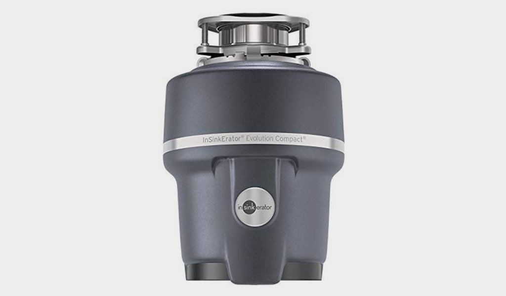 InSinkErator Evolution Garbage Disposal-3/4 HP motor with Continuous Feed