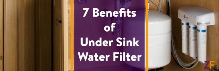Benefits of Under Sink Water Filter