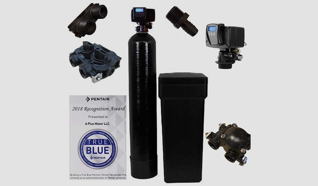 Pentair WS48-56sxt10 Fleck water softener – Best Overall