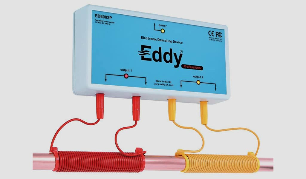Eddy ED6002P-US Electronic Water Descaler – Best electronic descaler