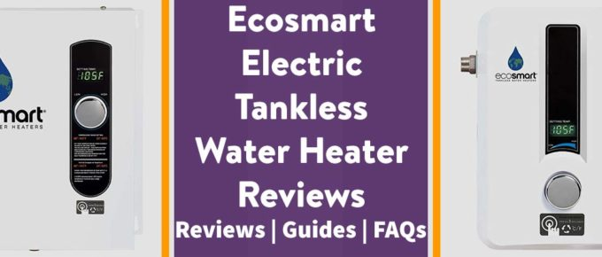 Ecosmart Electric Tankless Water Heater Reviews