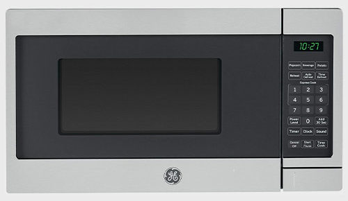 GE small microwave countertop