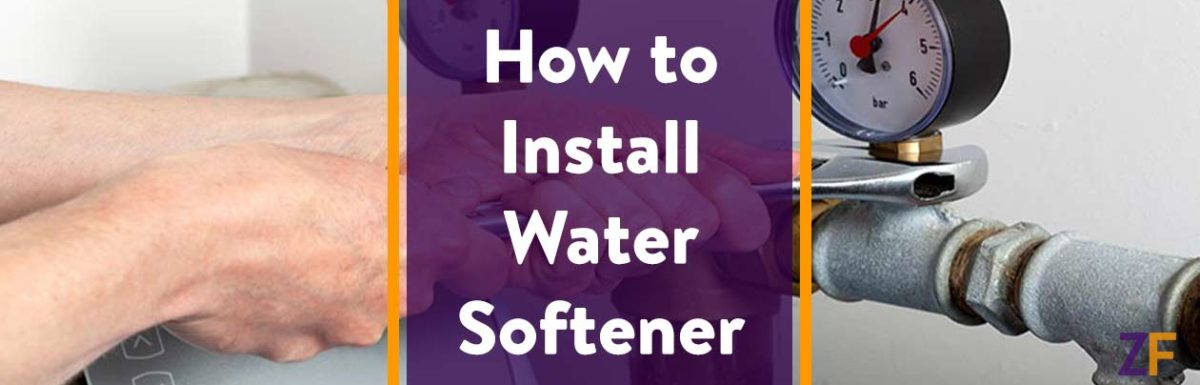 How to install Water Softener