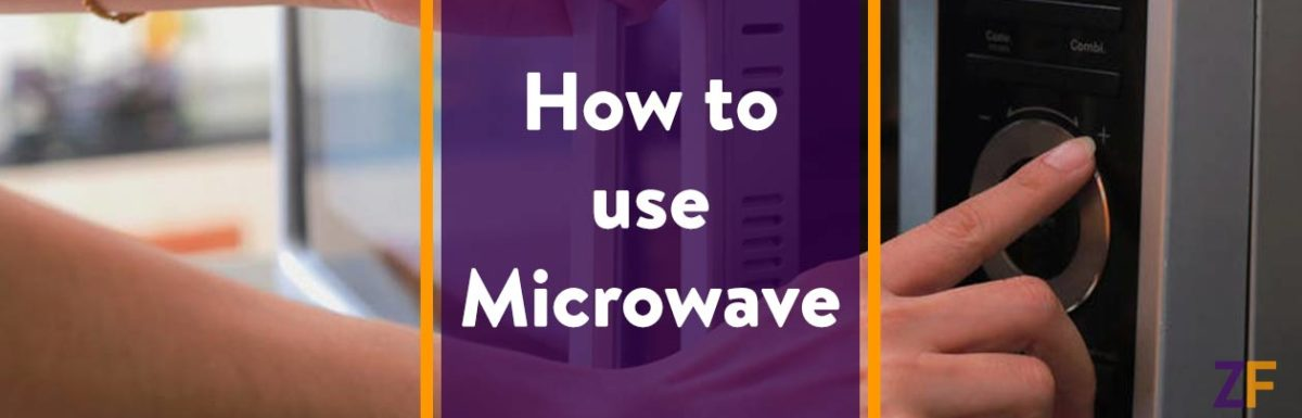 How to use Small Microwave