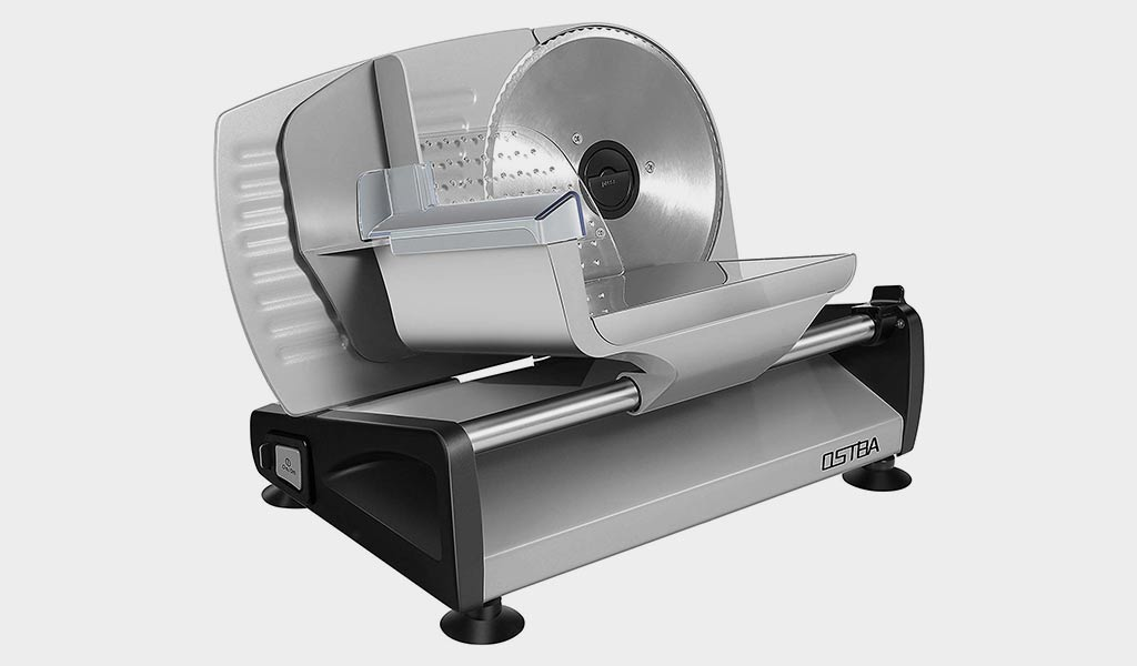 Meat Slicer Electric Deli Food Slicer