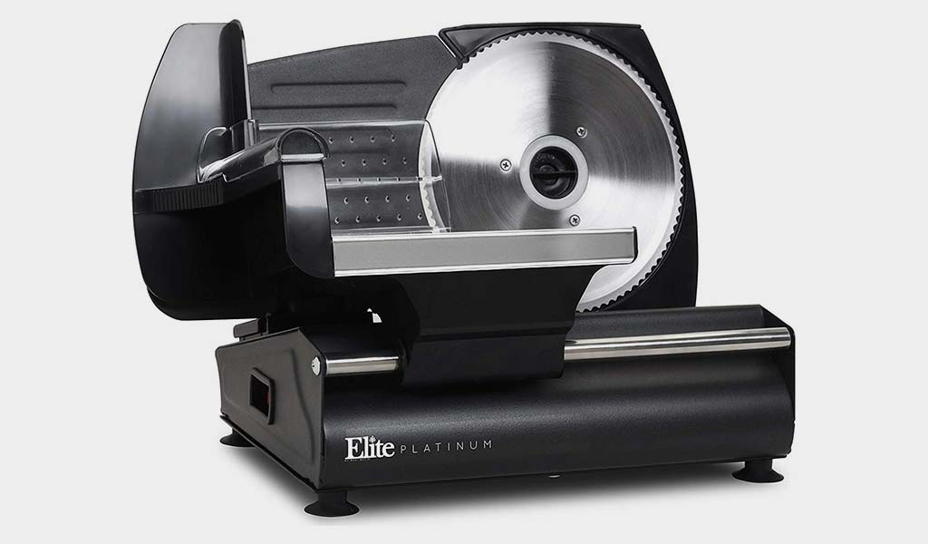 Elite Platinum Electric Deli Food Meat Slicer