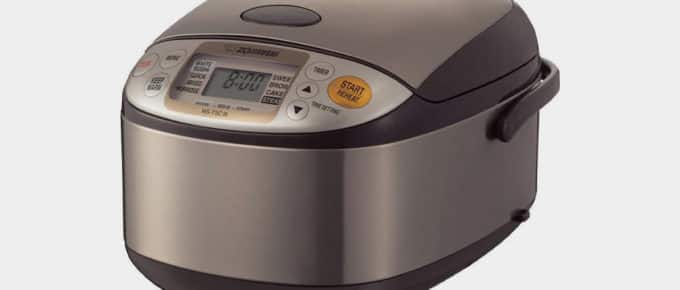 Zojirushi Japanese Rice Cooker
