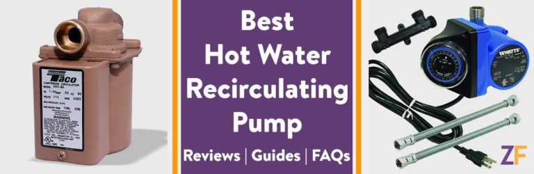 Best Hot Water Recirculating Pump