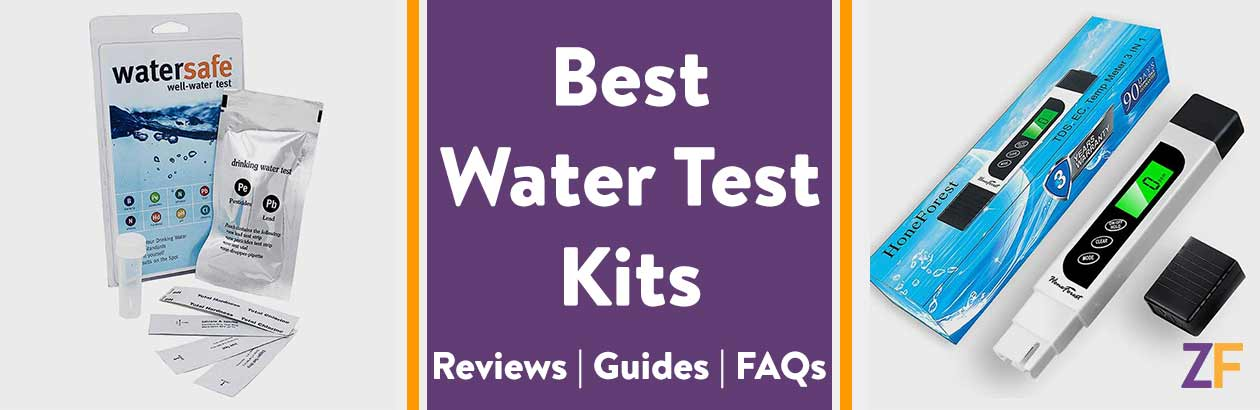 Best Water Test Kits of 2021 [A Definitive Guide]
