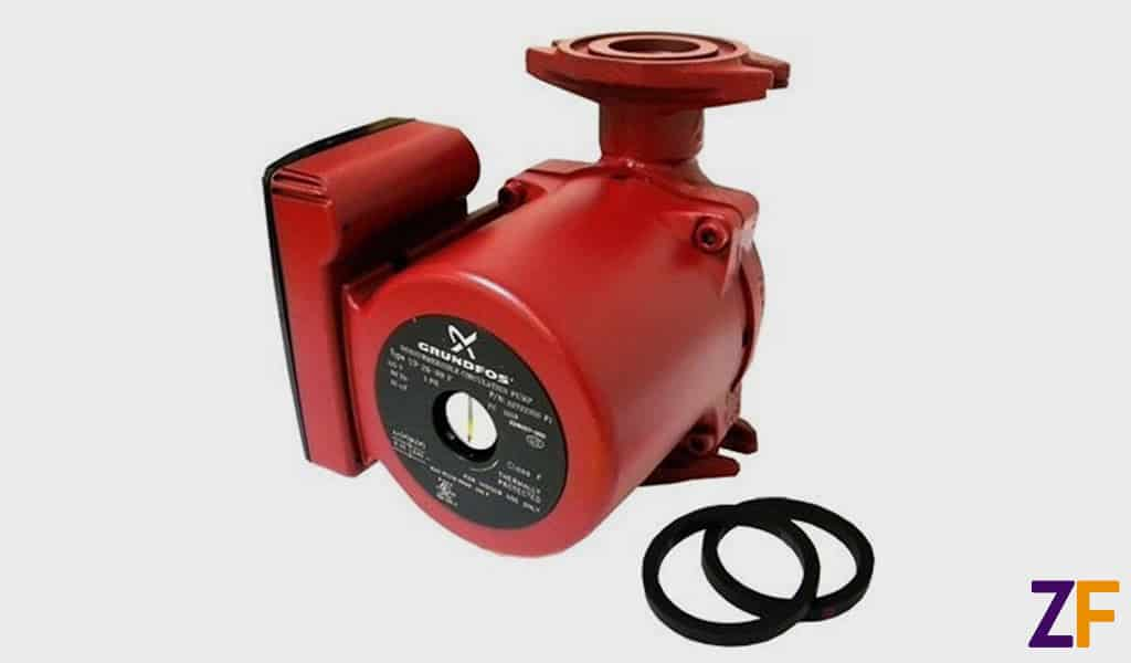 Grundfos Water Recirculating Pump