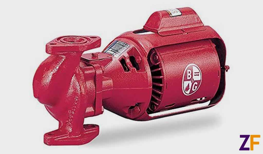 Bell & Gossett Circulating Pump