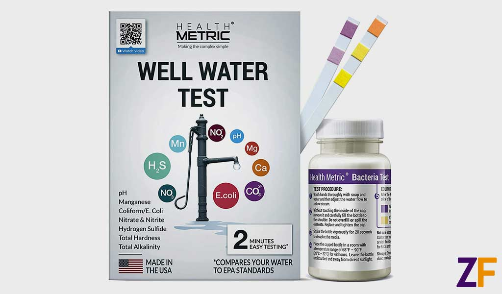 Best Water test kit for Bacteria